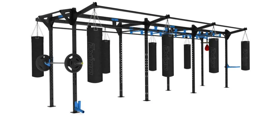 Custom Made Exigo UK Performance Rigs from Perfect Gym Solutions