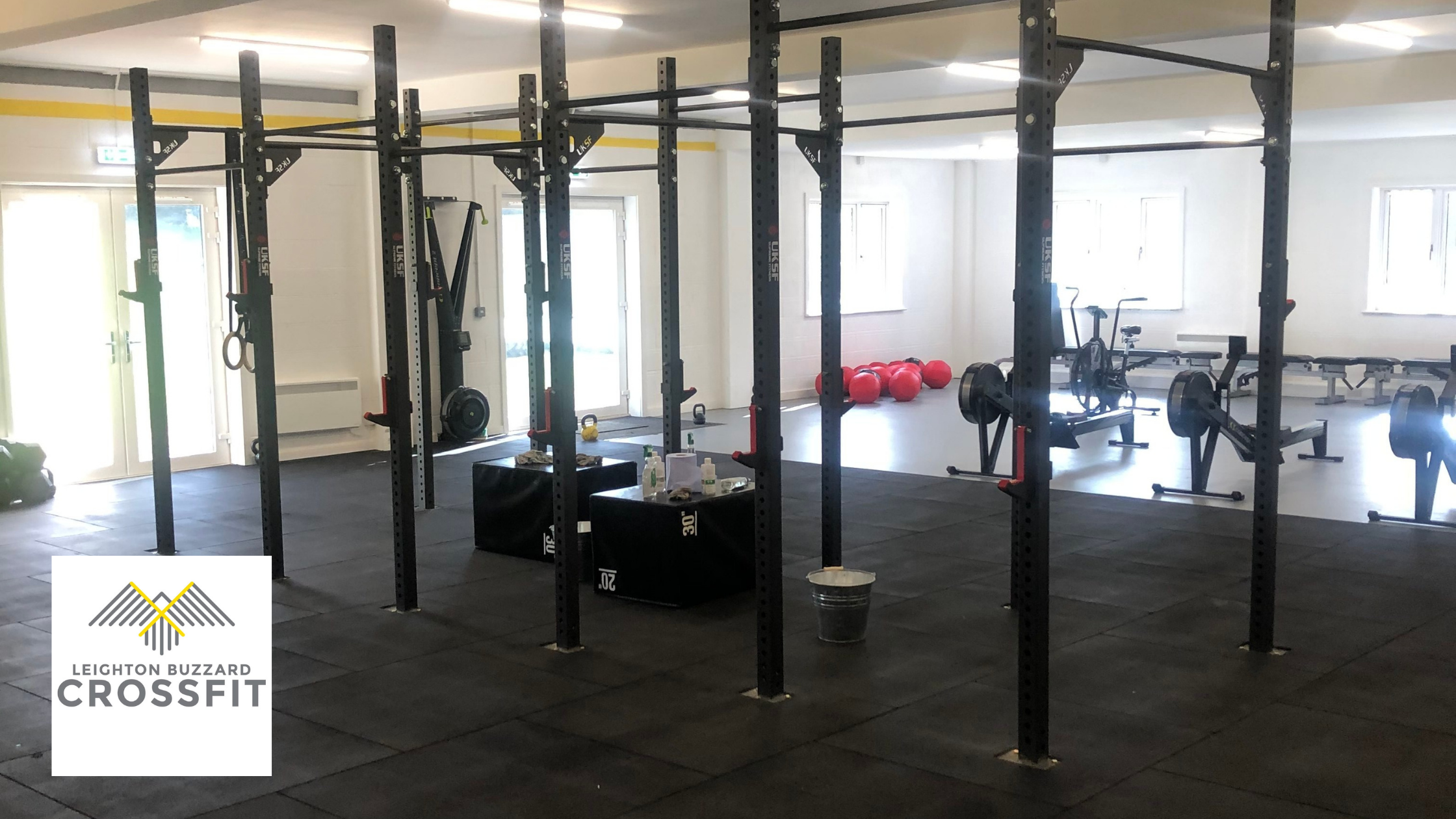 Customer Profile – Leighton Buzzard CrossFit